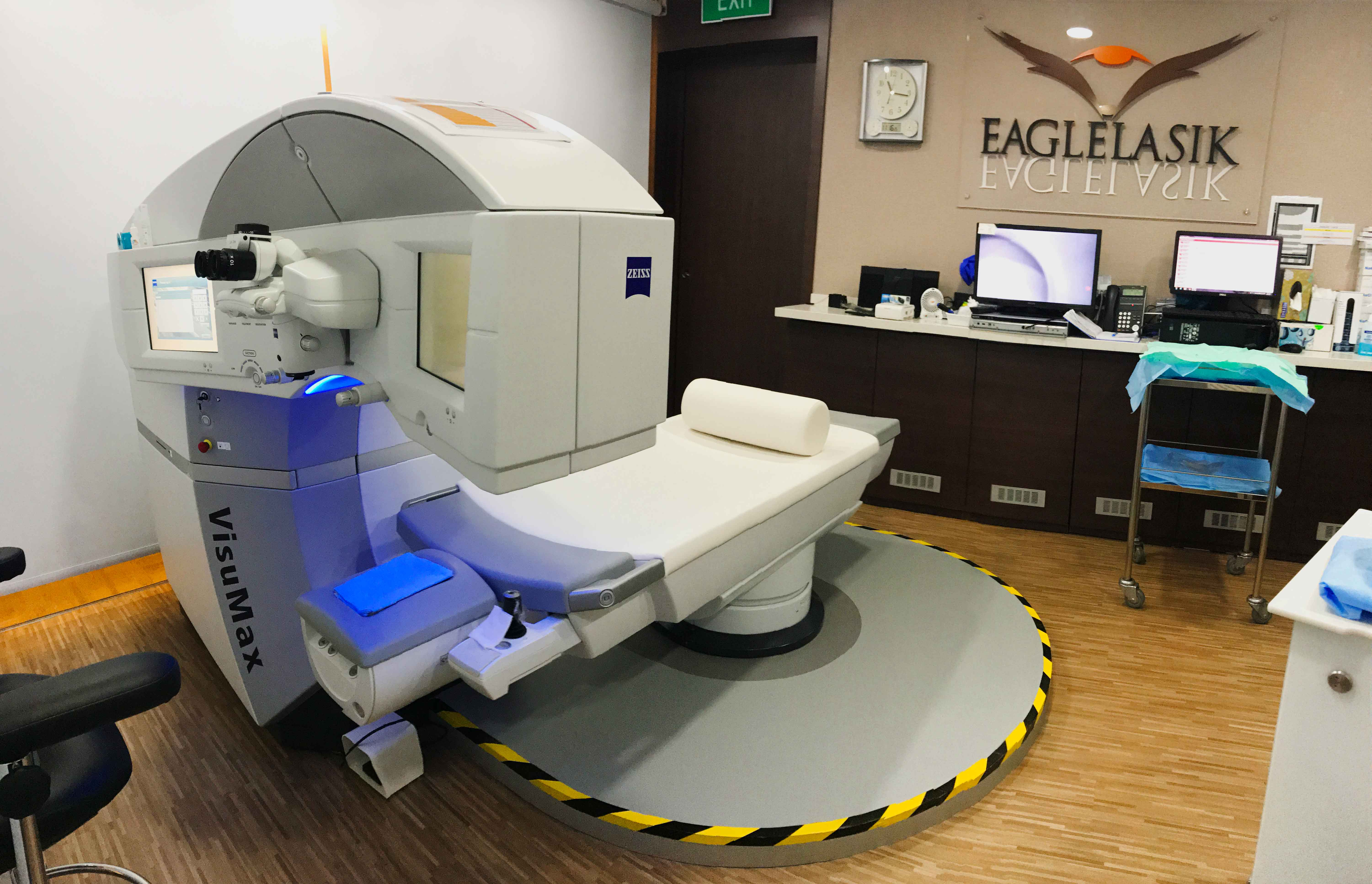 LASIK Machine Eagle Eye