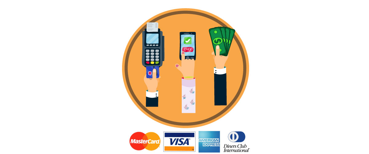 image of PAYMENT METHODS